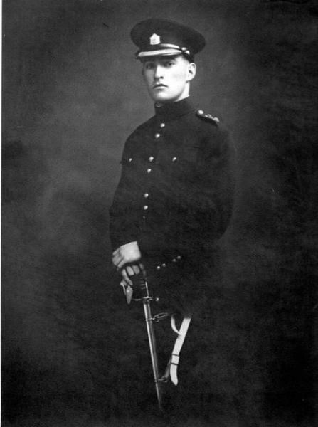 Lt Desmond Burke, circa 1933