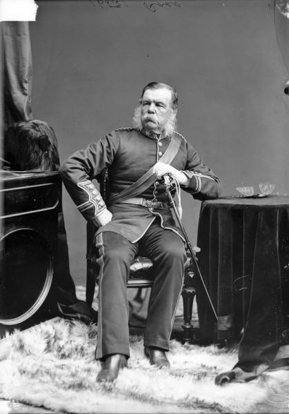 LCol Thomas Ross, circa 1880s