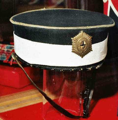 Other ranks pillbox, c1880